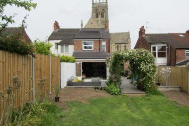 Single Storey Extension - Drawings for Planning Permission and Building Regulations